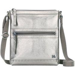 THE SAK Pax Metallic Crossbody Handbag