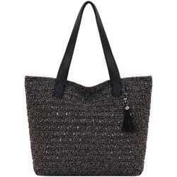 THE SAK Fairmont Crochet Tote Handbag
