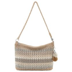THE SAK Sand Stripe Greenwood 3-In-1 Demi Crossbody Handbag