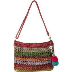 THE SAK Nomad Stripe Greenwood 3-In-1 Crossbody Handbag