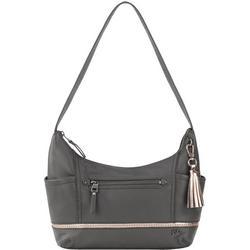 Kendra Leather Hobo Handbag