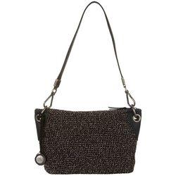 THE SAK Urban Static Indio Crochet Demi Handbag