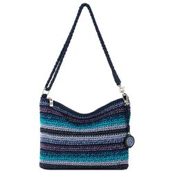 THE SAK Striped Classic 3-In-1 Demi Crossbody Handbag