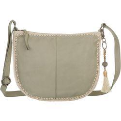 THE SAK Ryder Crochet Accent Crossbody Handbag