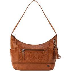 THE SAK Kendra Embossed Hobo Bag