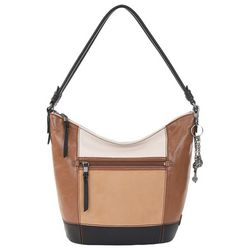 THE SAK Sequoia Colorblock Hobo Handbag