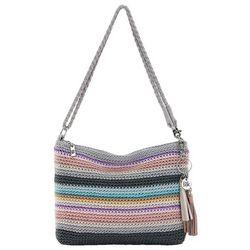 THE SAK 3-in-1 Striped Casual Demi Handbag