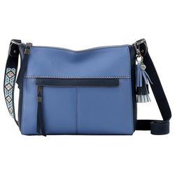 THE SAK Blue Bell Block Alameda Crossbody Handbag