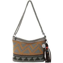 THE SAK 3-in-1 Crochet Demi Crossbody Handbag