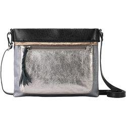 THE SAK Sanibel Metallic Crossbody Handbag