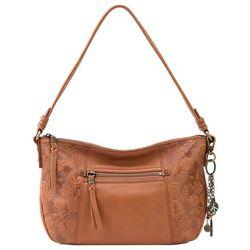 THE SAK Sequoia Small Embossed Crossbody Handbag