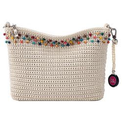 THE SAK Casual Classics 3-In-1 Crochet Colorful Beaded Bag
