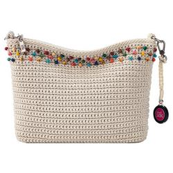 Casual Classics 3-In-1 Crochet Colorful Beaded Bag