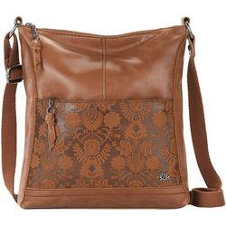 THE SAK Lucia Floral Crossbody Handbag