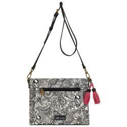 Sakroots Camden Floral Paisley Crossbody Handbag