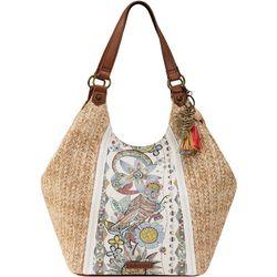 Sakroots Sunshine Spirit Desert Roma Shopper Handbag