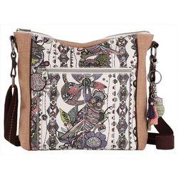 Sakroots Ava Pastel Spirit Crossbody Handbag