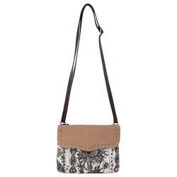 Sakroots Austen Double Gusset Crossbody Handbag
