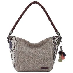 Sakroots Elsa Pastel Spirit Small Hobo Handbag