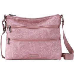 Sakroots Blush Spirit Desert Crossbody Handbag