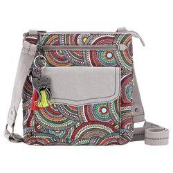 Sakroots Mosaic Wanderlust City Swing Handbag