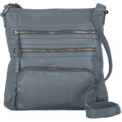 Great American Leather Tuscany Crossbody Handbag