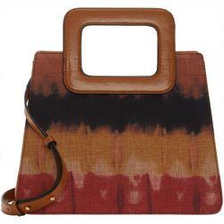 Vince Camuto Kenni  Gypsy Stripe Satchel Hand Bag