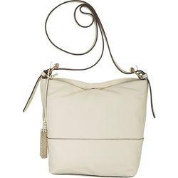 Vince Camuto Reji Solid Leather Crossbody Handbag