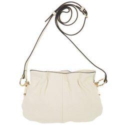 Vince Camuto Tally Solid Leather Crossbody Handbag