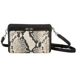 Snake Crossbody Handbag