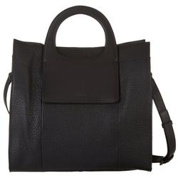 Beck Solid Pebble Leather Tote Bag