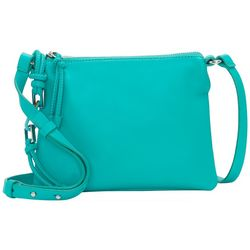 Vince Camuto Brant Leather Solid Crossbody