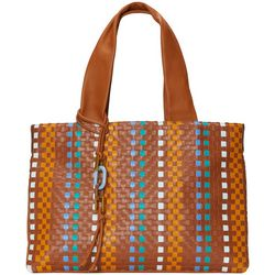 Vince Camuto  Brant Woven Tote