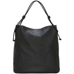 Vince Camuto Nicco Knotted Leather Hobo Handbag