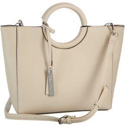 Lanx Ring Handle Satchel Handbag