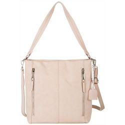 Max Studio Solid Tebon Tote Handbag