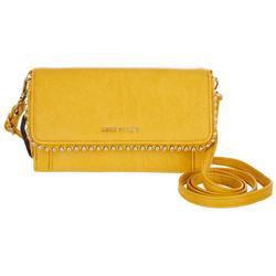 Bensa Wallet On A Strap Crossbody Handbag