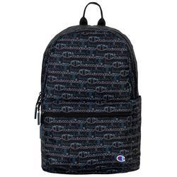 Billboard Logo Printed Backpack