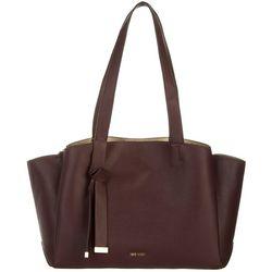 Nine West Mariele Dark Satchel Handbag