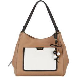 Nine West Mareah Colorblock Shoulder Bag