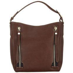 Sr2 Two Zip Hobo Handbag