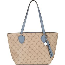 Nine West Payton Logo Tote Handbag