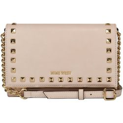 Nine West Cecylia Studded Crossbody Handbag