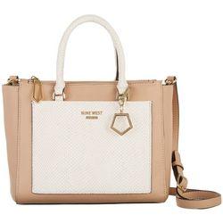 Nine West Cecily Shoulder Strap Satchel Handbag