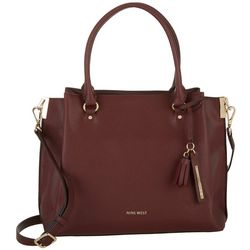 Nine West Imogen Jet Set Satchel