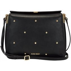 Nine West Emma Studded Crossbody Handbag