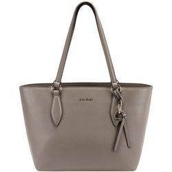 Nine West Paisley Solid Small Tote