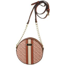 BCBG Sienna Circle Crossbody Handbag