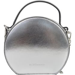 BCBG Connie Convertible Circle Crossbody Handbag
