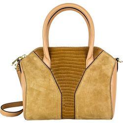 BCBGMAXAZRIA Mini Maggie Satchel Handbag